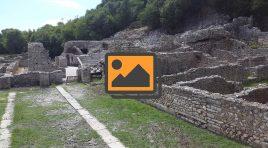 Butrinti, forum i helenëve, romakëve, bizantinëve, venedikasve dhe osmanëve